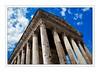 Vienne, temple d'Auguste et de Livie (orichier) Tags: cityscape architecture empire emperor livia augustus antiquity roman temple vienne france