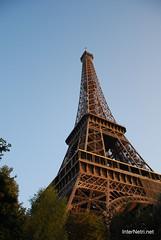 Париж Ейфелева вежа InterNetri  France 015