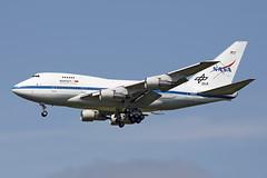Boeing 747SP-21 - N747NA - HAJ - 17.05.2018(2) (Matthias Schichta) Tags: haj hannover hannoverlangenhagen eddv nasa boeing 747sp n747na plane planespotting flugzeug flugzeugbilder