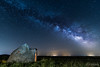 Vía Láctea en Lillo (Toledo) (Yorch Seif) Tags: vialactea milkyway noche night nocturna nocturnal lightpainting longexposure largaexposicion estrellas stars d7500 tokina1116