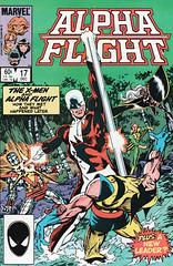 Alpha Flight 17 (FranMoff) Tags: xmen wolverine vindicator alphaflight comicbooks storm canadian colossus banshee