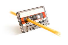 Focus On Spaghetti 18 (pni) Tags: spaghetti ckasetti compact audio cassette cac musicassette kassettband kassett band music mc tape cinc helsinki helsingfors finland suomi pekkanikrus skrubu pni sony chf60