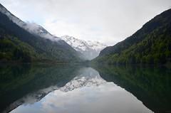Laruns (Lac de Fabrèges) - 20/05/18 (Jérémy P.) Tags: lac pyrénées laruns fabrèges artouste eau neige montagne pyrénéesatlantiques nouvelleaquitaine