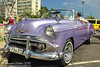 The Car's the Star (sminky_pinky100 (In and Out)) Tags: classiccar cuba havana revolutionsquare city travel tourism shiny lilac outside omot