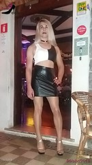 2018.04-16 (SamyOliver) Tags: samyoliver samanthaoliver samyoliverbr crossdresser crossdress party nightout club