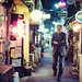 Lonely Night in Golden Gai