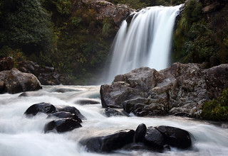 Tawhai Falls - Slow