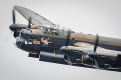 Leader 2 (G&R) Tags: bbmf battle britain memorial flight coningsby canon 7d2 april 2018 avro lancaster pa474