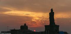 Beautiful Dawn (Balaji Photography - 4.8M views and Growing) Tags: dawn sunrise arabiansea indian ocean bayofbengal canon canon70d canondslr canoneos indiatravel india indiatourism indianphoto colours skyline