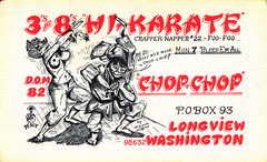 69000494 (myQSL) Tags: cb radio qsl card 1970s dptheviking