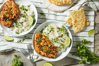 Homemade Indian Tandoori Chicken