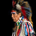 Reluctant Shoshone Bannock Chief