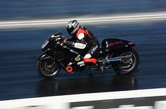 Busa_8435 (Fast an' Bulbous) Tags: drag bike motorcycle motorsport fast speed power santa pod acceleration england outdoor biker