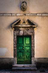 Scanno ingresso (SDB79) Tags: scanno abruzzo ingresso portone architettura paese centro storico