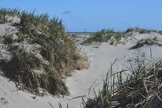 Meer, Sand und Wind.....