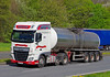 DAF XF - WILSON Kendal Cumbria (scotrailm 63A) Tags: lorries trucks tankers