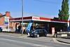 Esso, Brigg Lincolnshire. (EYBusman) Tags: esso petrol gas gasoline filling service station garage brigg north lincolnshire mfg exxon mobil humble enco bp murco eybusman