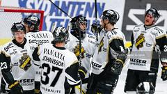 2010-03-07 Malmö - AIK SG0039 (fotograhn) Tags: ishockey hockey icehockey hockeyallsvenskan malmöredhawks aik sport sportsphotography canon jubel jublande glad glädje lycka happy happiness celebration celebrates malmö skåne sweden swe