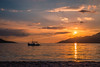 Fishing at sunset (Vagelis Pikoulas) Tags: sun sunset porto germeno greece tokina 2470mm view landscape sea seascape sky clouds canon cloudy cloud cloudscape reflections may spring 2018 boat