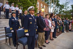 180521-G-XO367-090 (US Coast Guard Academy) Tags: corpsofcadets uscoastguardacademy newlondon connecticut cadets officers academy barger pettyofficernicolefoguth rearadmjamesrendon usa