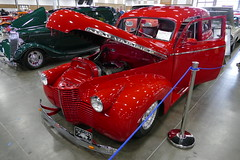 1940 Chevrolet Special Deluxe (bballchico) Tags: 1940 chevrolet specialdeluxe sedan gregchakones sandrachakones northwestrodarama carshow