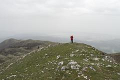 Ultimi metri prima della vetta del Monte Prana (Luca Rodriguez) Tags: pedone prana lucarodriguez metato apuane alpiapuane camaiore versilia toscana tuscany montagna mountain trekking hiking