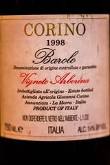 Corino (Thomas Hawk) Tags: 1998corinobarolo america barolo corinobarolo usa unitedstates unitedstatesofamerica wine fav10