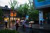 Nameless (Spontaneousnap) Tags: spontaneousnap street shanghai china city like candid documentary people publicareas lifestyle 上海 ricohgr takeabreak afternoon rain umbrella