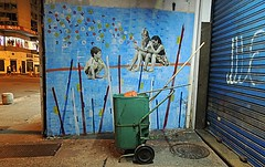Limpeza urbana (Rctk caRIOca) Tags: copacabana rio de janeiro