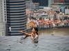 Selfie (eric_marchand_35) Tags: marinabaysand selfie selfiestick perche piscine piscineàdebordement pool hotel singapore singapour