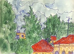 red roofs (dattner reuven) Tags: landscape urban jerusalem