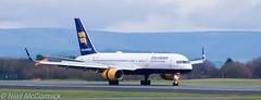 TF-ISD Icelandair Boeing 757-223(WL) (Niall McCormick) Tags: manchester airport egcc tfisd icelandair boeing 757223wl