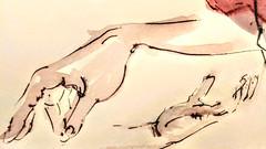 Hands (Happy Sketcher) Tags: drawing illustration sketch