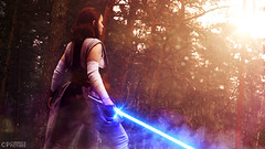 The Sun Rise (Cyrano's Pictures) Tags: cosplay woman nikon sigma editing starwars rey portrait movie