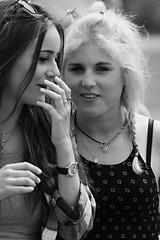 - - (dagomir.oniwenko1) Tags: street style sigma summer canon candid canoneos60d blackandwhite bw mono face female women woman ritratto retrato portrait person portret people portraits communication stamford england uk gb girls lincolnshire life dental