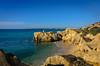 Lourenço Beach 681 (_Rjc9666_) Tags: algarve beach coastline colors landscape nikond5100 portugal praia rockformation sea seashore seascape sky tokina1224dx2 travel turismo praiadolourenço ©ruijorge9666 2144 681