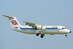 G-UKSC British Aerospace 146-300 Air UK (pslg05896) Tags: guksc bae146 airuk lgw egkk london gatwick