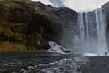 Skógafoss in Iceland (adamrferry) Tags: skógafoss waterfall water flow skoga skogafoss skóga river sky rock cliff mountain ice snow cold winter iceland icelandic clouds cloud landscape tokina tokina1116