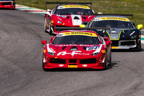 "Ferrari Challenge Mugello 2018 • <a style=""font-size:0.8em;"" href=""http://www.flickr.com/photos/144994865@N06/41083337714/"" target=""_blank"">View on Flickr</a>"