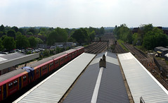 IMGP9727 (Steve Guess) Tags: surbiton station south western railway swr surrey greater london england gb uk train roof rooves