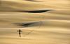 Keep walking (alexring) Tags: dunedupilat duneofpilat dunedupyla dune sand desert france arcachon aquitaine lonely man walk walking footprints nikon d750 alexring