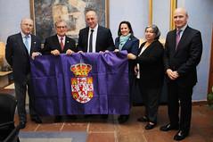 FOTO_Entrega bandera Colegio de Médicos_01 (Página oficial de la Diputación de Córdoba) Tags: diputación de córdoba antonio ruiz entrega bandera colegio médicos