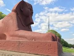 Crystal Palace sphinx (Matt From London) Tags: sphinx crystalpalace london