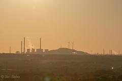 Kraftwerk Scholven (dg3yjb) Tags: haldehoheward sonneuntergang