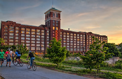 Ponce City Market (Mark Chandler Photography) Tags: 7dmarkii atl atlanta ga georgia markchandler poncecitymarket beltline canon city color colour leisure park photo photography recreation stock trail urban