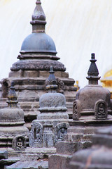 IMG_0338副本 (Fang Yin) Tags: nepal canon travel 6d kathmanduvalley kathmandu stupa