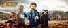 LEGO Avengers: Infinity War - BRING ME THANOS (MGF Customs/Reviews) Tags: lego avengers infinity war thor groot rocket raccoon wakanda custom figure minifigure