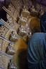 Boddisatva figures Surrounding the Daibutsu, Daibutsuden, Todaiji, Nara 大仏殿  東大寺 奈良 (Anaguma) Tags: japan kansai nara todaiji kondo daibutsuden buddhism