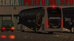 Posto Rosário x Vila Boa - convencional (Serra do Sul Transportes) Tags: n10360 sds omsi2 convencional