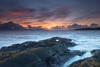 Sky Tones from the Rocks (PeterYoung1.) Tags: atmospheric beautiful blue colours clouds highlights landscape nature ocean peteryoung1 rocks scenic scotland seascape sea sunset scottish uk water tones sky